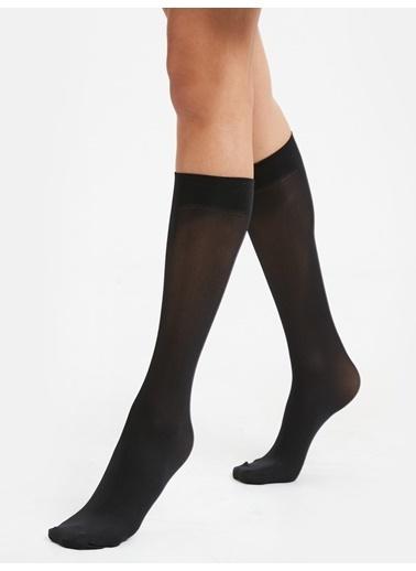 LC Waikiki 2'li Çorap Siyah